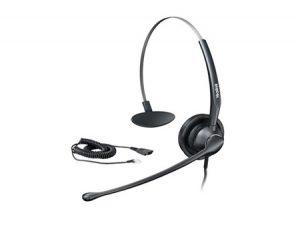 corded headset