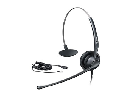 corded headset