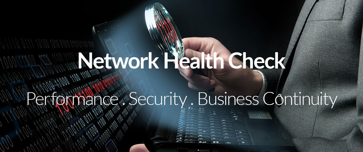 network heath checks enterprising networking